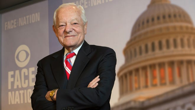 "Bob Schieffer, host of CBS morning show ""Face the Nation,"" is retiring."
