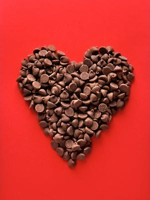 A new study found that habitual chocolate consumption is good for the heart.
