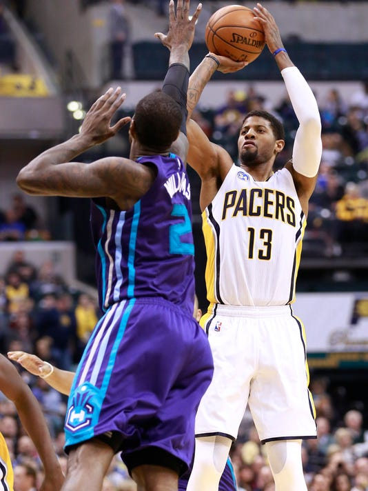 Paul George, Marvin Williams