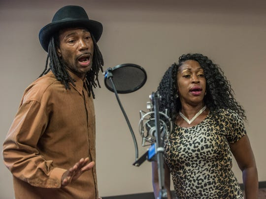 I Sixty Five and LaGuardia Wright perform I Sixty Five's