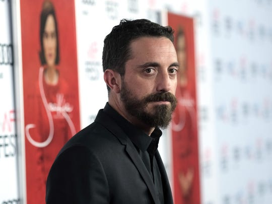 Director Pablo Larraín attends the premiere of 'Jackie' on November 14, 2016.