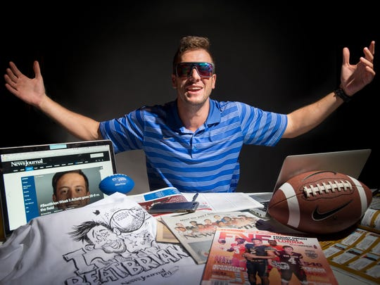 #BeatBrian - with Pensacola News Journal sports reporter
