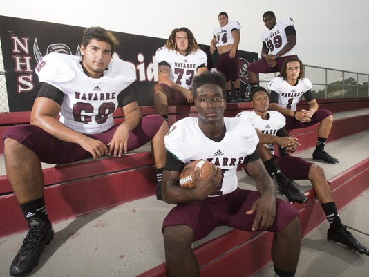 Navarre Football Preview