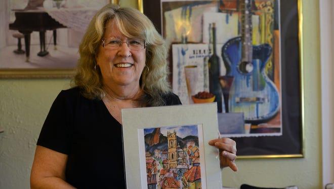 Sherri Chambers, Director, Gulf Breeze Celebrates the Arts.