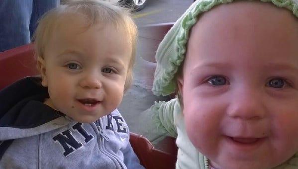 A photo of Sean and Samantha May