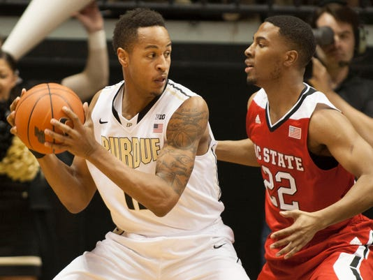 NCAA Basketball: North Carolina State at Purdue