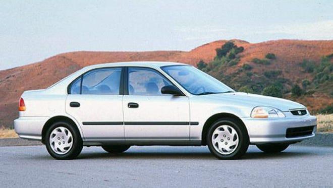 1998 Honda Civic.
