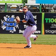 Rumble Ponies overwhelmed by Curve in three-game sweep