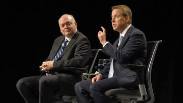 Ford aims to 're-energize' with new CEO Jim Hackett