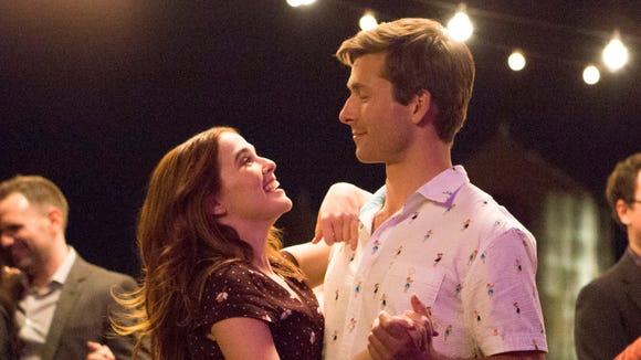 """Set It Up"" stars Zoey Deutch and Glen Powell"