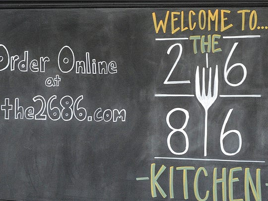 The 2686 Kitchen recently was opened at 2686 Loma Vista