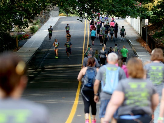 The second annual High Street Hustle 8K, 5K, and 1K