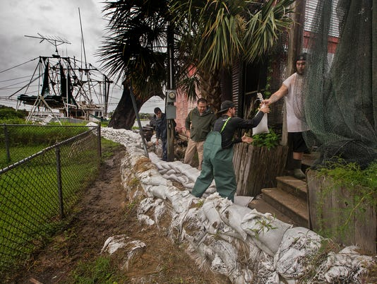 Tropical Storm Cindy forces Lafitte residents to prepare