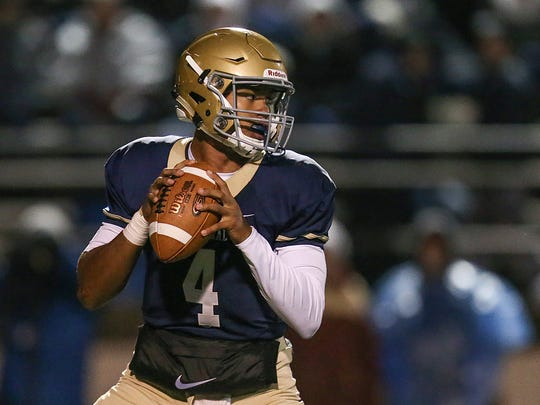 Roman Purcell transferred to Warren Central from Cathedral.