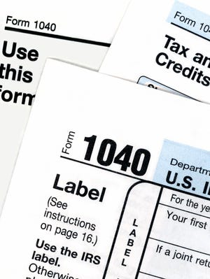 2013 tax forms.