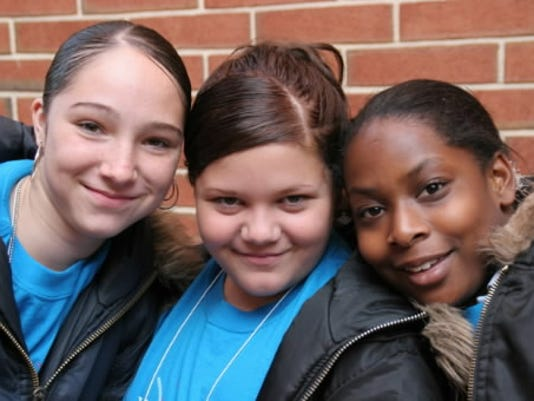 The discussion will focus on helping teenage girls deal with the pressure to be perfect. FILE - DAILY RECORD/SUNDAY NEWS