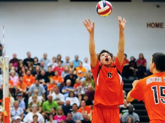 Central York's Dylan Hose is one reason the Panthers should be back next season to challenge state champion Northeastern in the YAIAA. (DAILY RECORD/SUNDAY NEWS - CHRIS DUNN)
