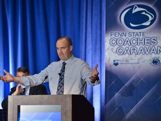 Penn State head  coach Bill O'Brien will begin his second season next Saturday vs. Syracuse.