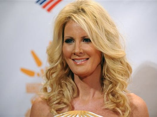 FILE - In this Tuesday, April 30, 2013, file photo, Sandra Lee attends the Can Do Awards Dinner at Cipriani Wall Street in New York.