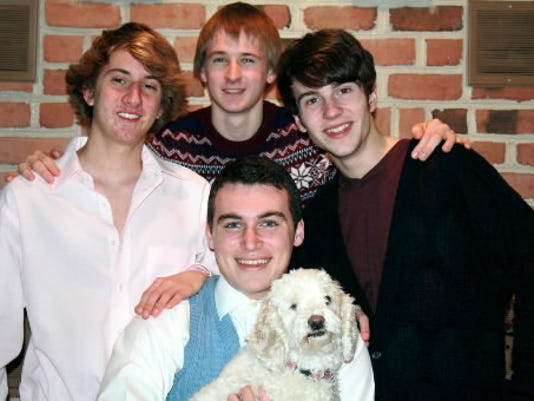 Best Nauticals, an indie quartet from Dallastown, will compete Saturday, Feb. 5, at the York Jewish Community Center s Battle of the Bands. They also will be selling their new EP  Surfer Dad.