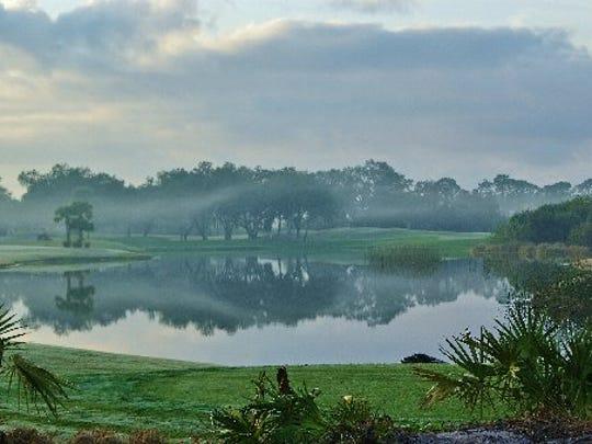 Sandridge Golf Club in Vero Beach.