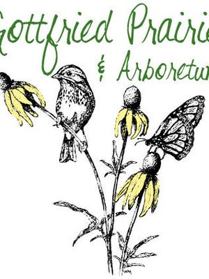 Gottfried Prairie and Arboretum logo