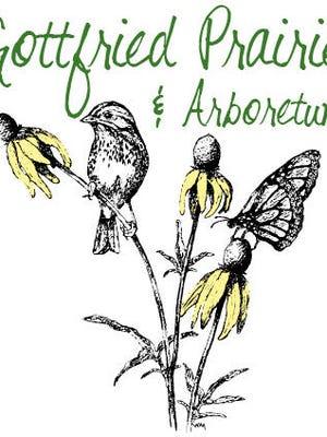 Gottfried Prairie and Arboretum logo