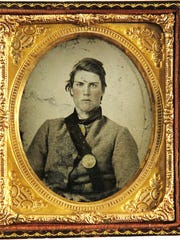 Kentucky Confederate soldiers like this one were pardoned