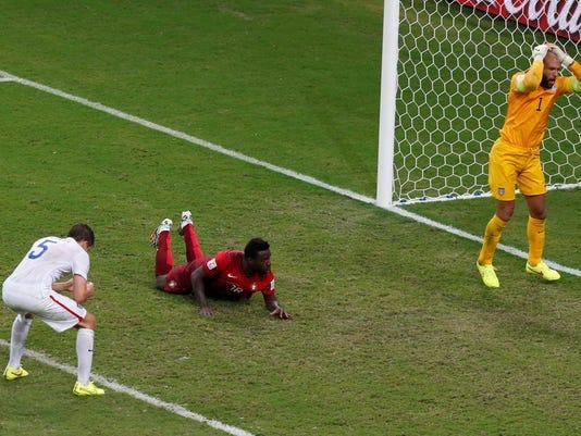 World Cup 2014 USA vs. Portugal