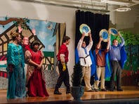 """Burger Transition Center's Off Broadway Broncos present """"Beauty and the Beast."""