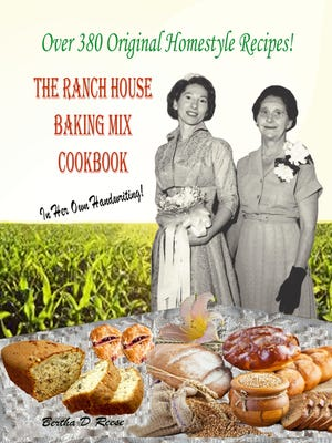 Bertha D. Reese, left, first got the passion for cooking as a child from her mom, Amelia Toroni, right. When she left the country for city life as a young adult to pursue a career in San Francisco, a copy of the family cookbook containing all her favorite recipes was tucked into her luggage before she left. Through the years, the well-used recipe book remained a faithful companion to her.
