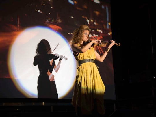 Grammy Award Winning Violinist Miri Ben-Ari headlnes
