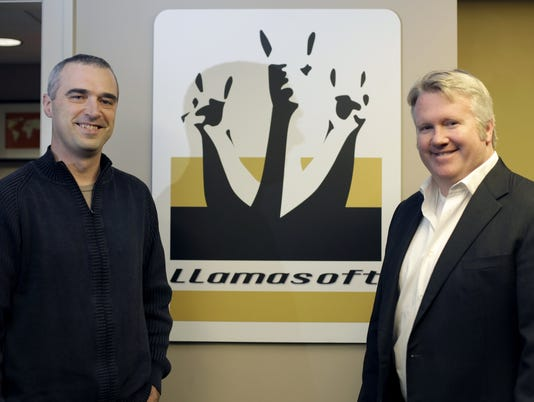 LLamasoft holds event to attract new software employees
