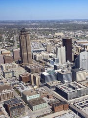 Des Moines was ranked sixth in U.S. News' Best States