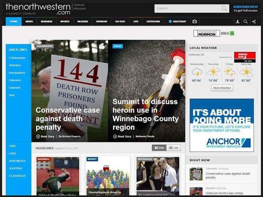 Oshkosh Northwestern Media