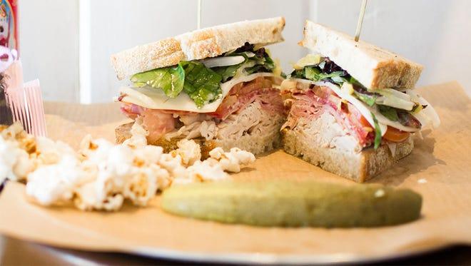 Grinder Sandwiches