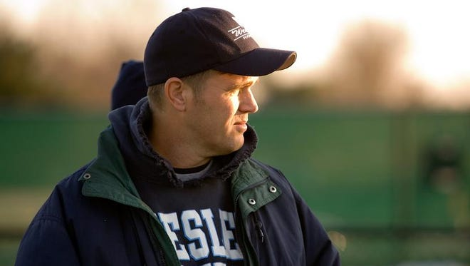 Long-time offensive coordinator Chip Knapp has been elevated to Wesley College head football coach.