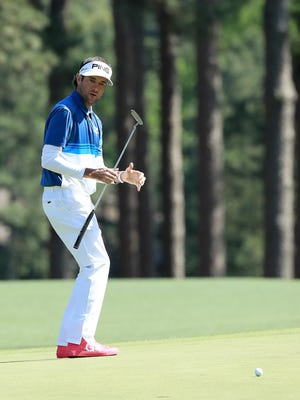 Bubba Watson shot a 1-under 71 Friday in second round of Players Championship and is tied for 17th overall.