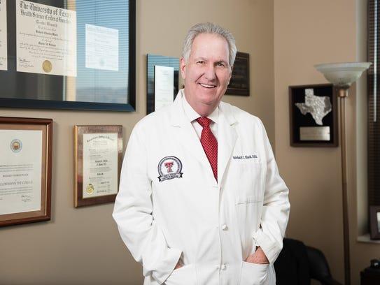 Richard Black, D.D.S., M.S., has practiced dentistry