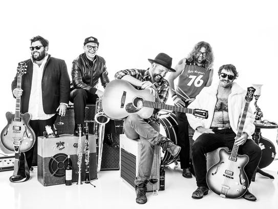Miles Nielsen & the Rusted Hearts performs Saturday