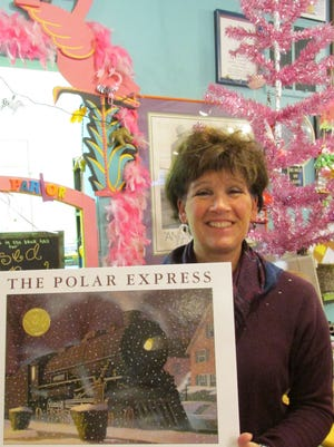 "Guest reader Sheila Hansen will present ""The Polar Express"" at LaDeDa Books & Beans in Manitowoc."