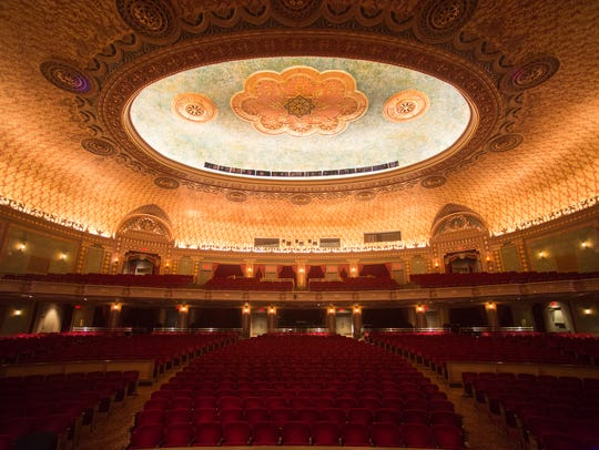 The Tennessee Theatreis celebrating its 90th anniversary this year.