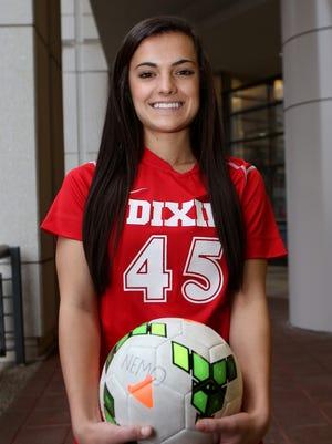 Lauren Nemeroff of Dixie Heights High School