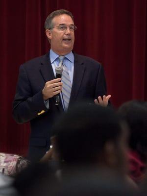 Florida CFO Jeff Atwater