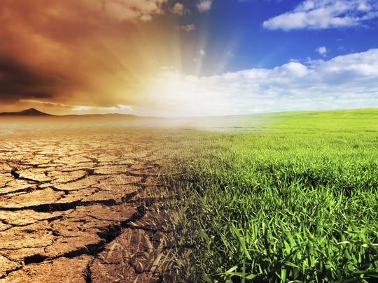 Do we turn our backs to God when we engage in climate denial?