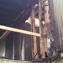 SAN ANTONIO -- A two-alarm fire broke out in the 4400 block of Gardendale around 6 a.m. Sunday. Four units were damaged and 12 people were forced out of their homes, SAFD said. No one was injured in the fire.  Management was on scene assisting people, SAFD said. Arson was investigating. A damage estimate is pending at this point.