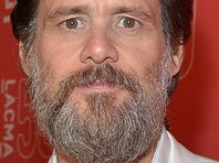 Cathriona White dated Jim Carrey on and off starting in 2012.