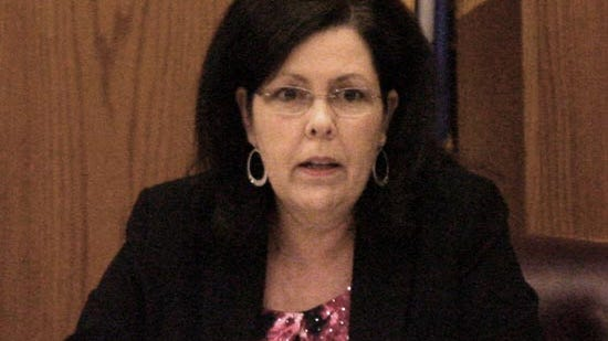 The state's school ethics commission cleared Wayne school trustee Cathy Kazan of any conflict of interest or code violations alleged in a complaint initiated last year by six fellow board members.