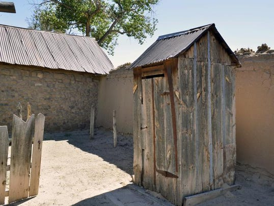 Old West Outhouses