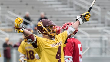 Mark Hamill: Force is with Salisbury University men's lacrosse team